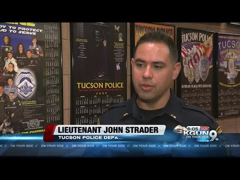 Tucson Police break down crime statistics after Tucson calle
