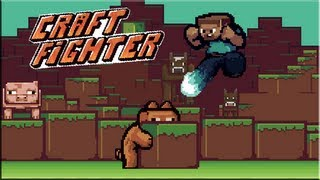 ч.01 Craft Fighter бой с кошкой