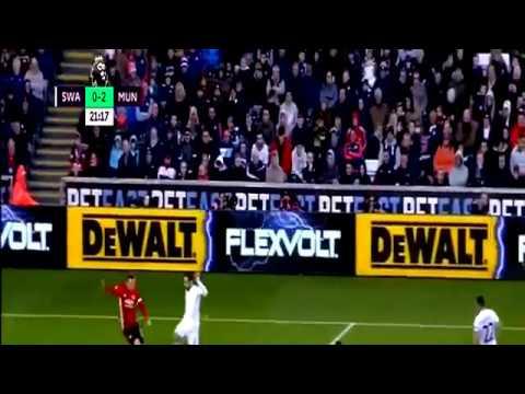 Download Man United vs Swansea 3-1 ■ all Goals & Highlights 6-11-2016