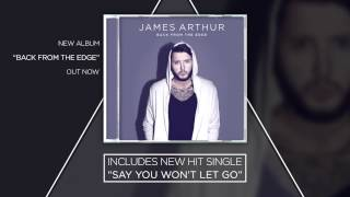 James Arthur - Back from the Edge - New Album