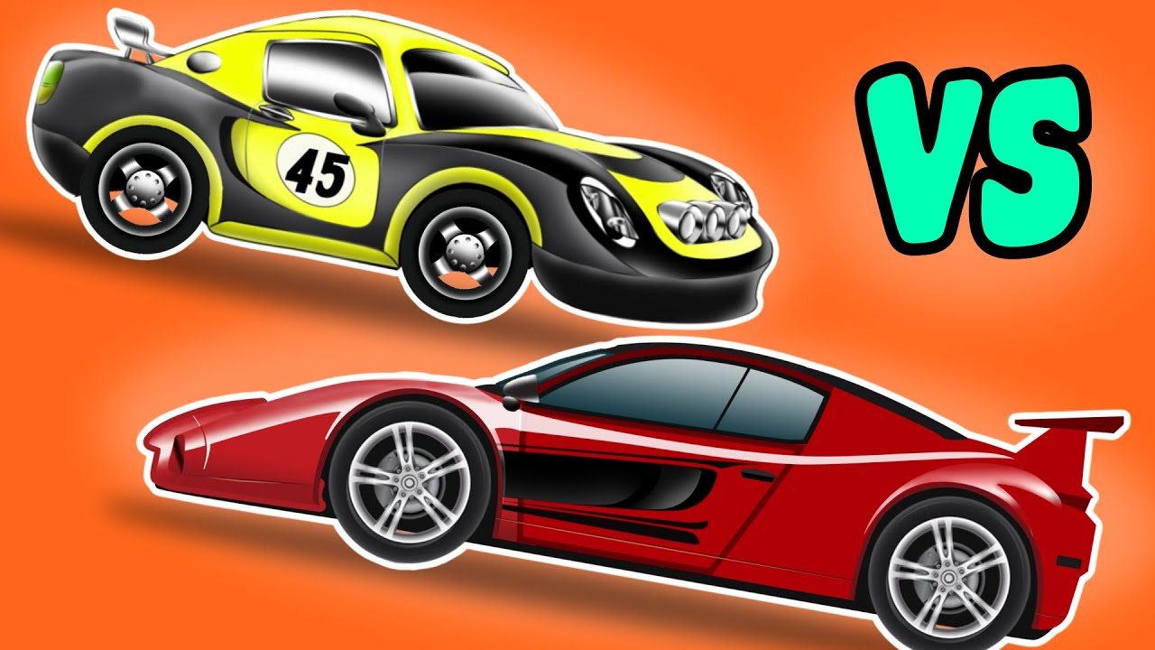 sports car race car race for kids car racing game youtube