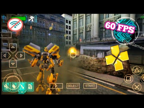 Top 10 PSP 60 FPS Games For Android PPSSPP Emulator High Graphics Part2