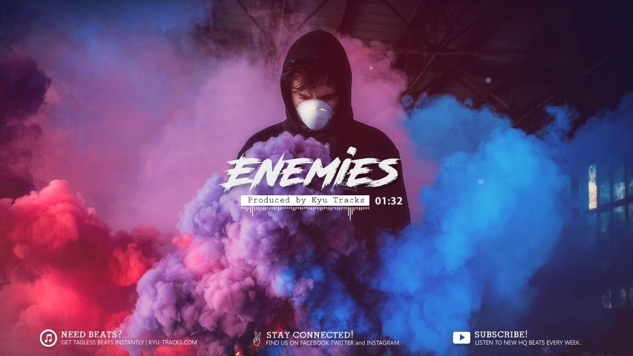 Epic Aggressive Rap Instrumental | Hard Trap Beat (prod. Kyu Tracks)