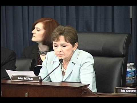 Rep. Myrick's Opening Statement at a Subcommittee Hearing on the Understanding Muslim Brotherhood