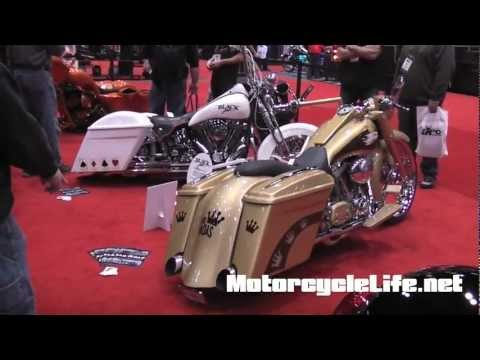 Cincinnati V-twin Expo Motorcycle Show and Motorcycle Event