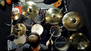 Tom DeLonge - New World (Drum Cover - Philip Z.)