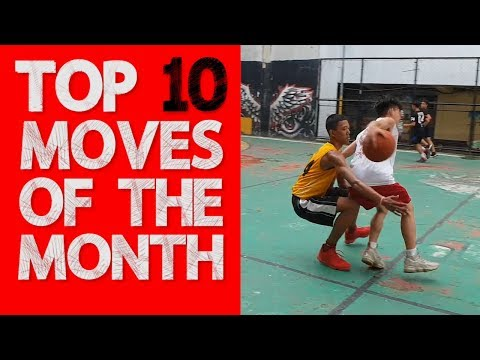 Hype Streetball - Top 10 Moves / October