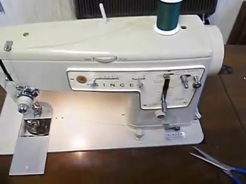 singer stylist 457 demostrates the machine will sew and wind a rh youtube com Singer 478 Singer 457 Cord
