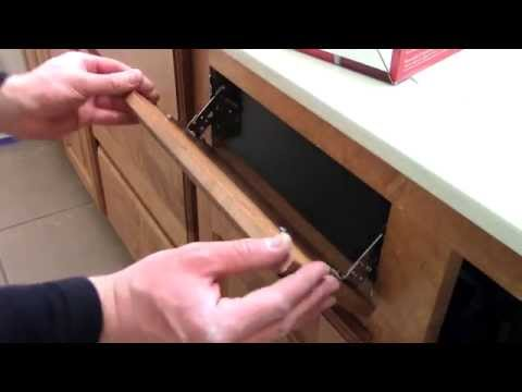 how-to-install-kitchen-/-bathroom-sink-flip-out-drawers-rev-a-shelf