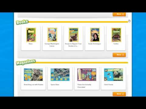 Gale Elementary School Resources for TexQuest