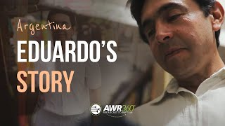 video thumbnail for AWR360° Argentina – Eduardo's Story