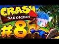Paizuri Bandicoot - Crash Bandicoot #8