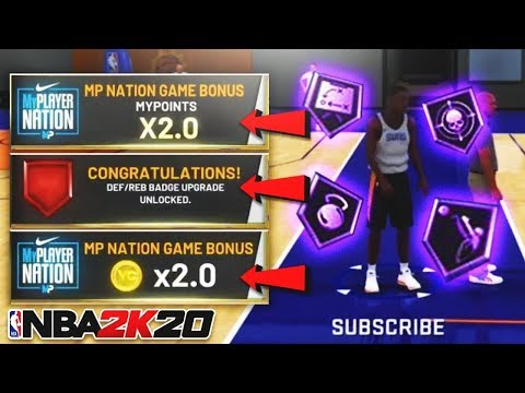 nba-2k20-new-badge-glitch!-after-patch-1.09-&-new-update!-max-badges-fast-and-easy-for-all-systems!