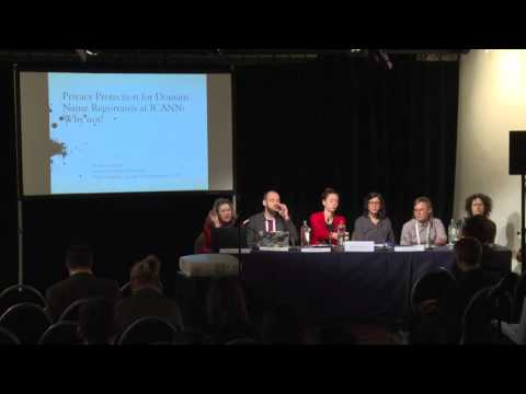 CPDP 2016: Internet architecture & human rights