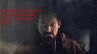 Resident Evil: Revelations 2 - Episode One (Penal Colony) Walkthrough - Part 2