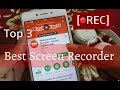 Download 3 Best & Amazing Screen Recorder Apps for Android in 2018 - HD Screen Recording