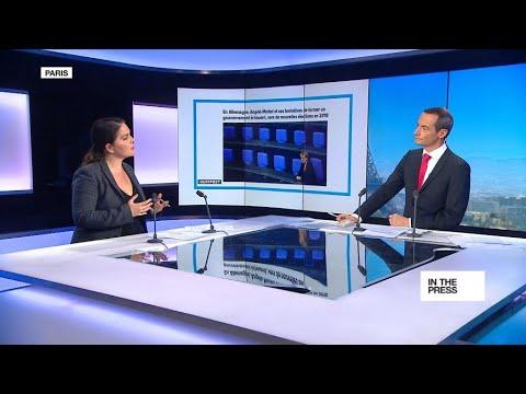 Germany's 'Jamaica' talks fail and French mayors hit the capital