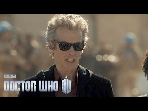 Doctor Who: Bring it - The Pyramid at the End of the World - Series 10 Episode 7 Preview | BBC One