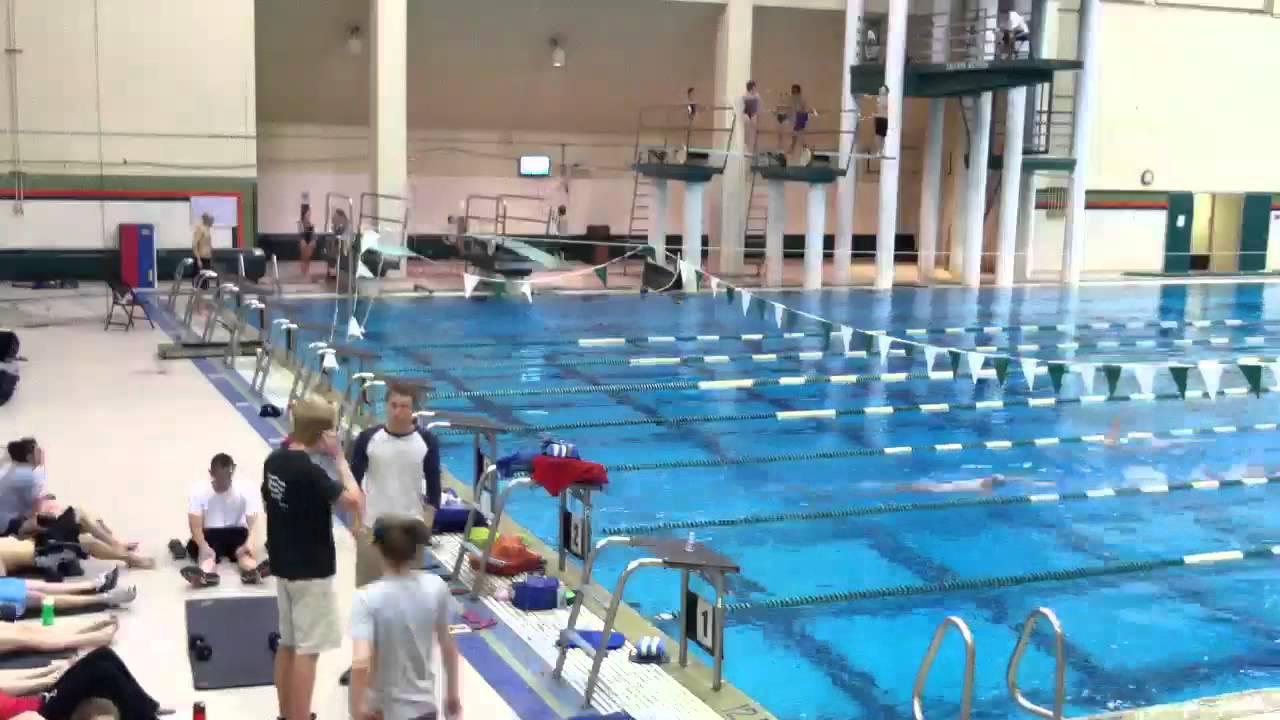 eastern michigan university natatorium swim and dive teams youtube