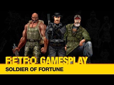 Retro GamesPlay: Soldier of Fortune