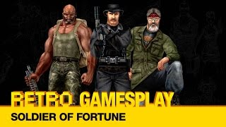 Retro GamesPlay: Soldier of Fortune