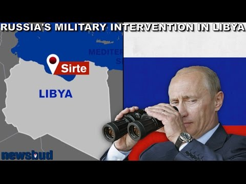 After Syria, NATO Loses Libya: Russia's Latest Military Intervention