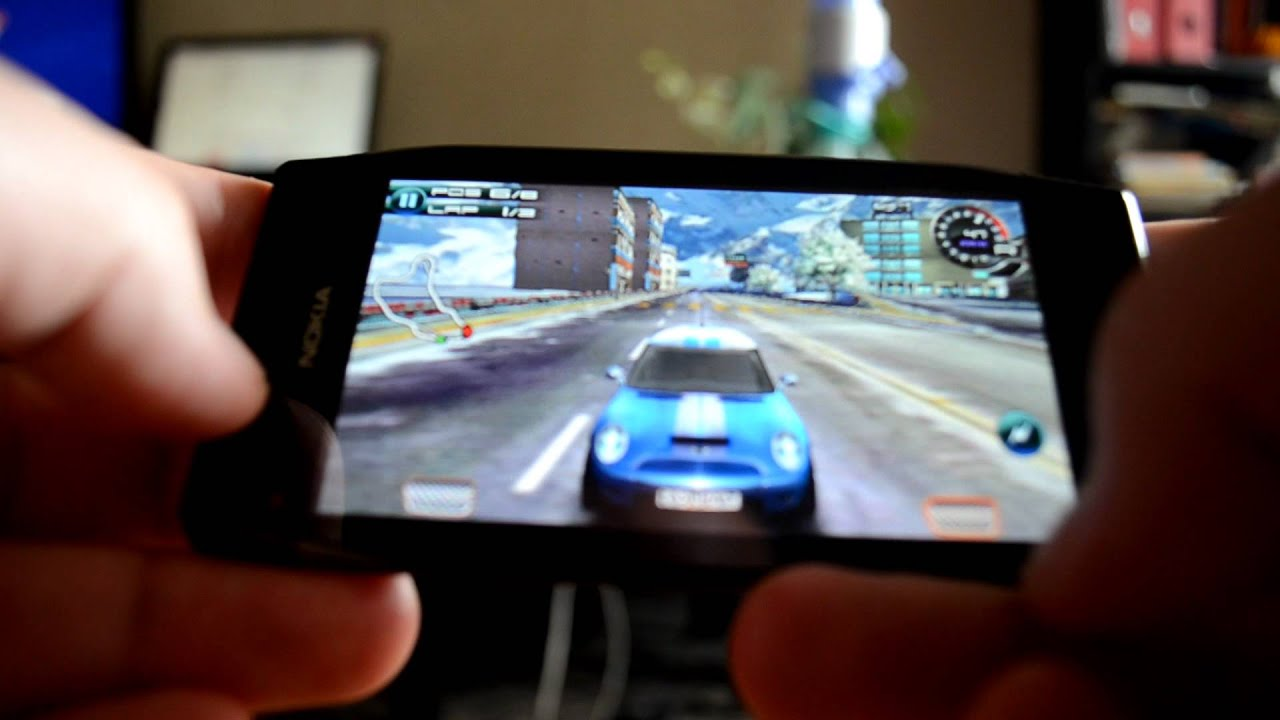 Nokia X7 00 Software - Nokia x7 gaming