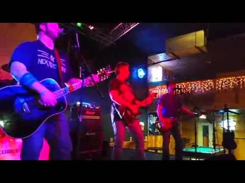 Nick Reed Band at the Coblestone March 12, 2016 Beatles / Pink Floyd cover