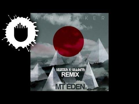 Mt Eden Feat. Diva Ice - Air Walker (Heroes & Villains Remix) (Cover Art)