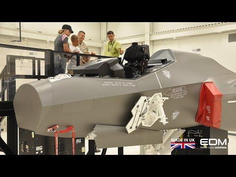 F-35 Training resumes at Eglin Air Force Base