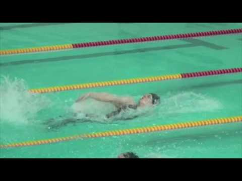 David Hill Paralympic Swimmer