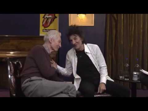 Clash Magazine interviews The Rolling Stones' Ronnie Wood and Charlie Watts