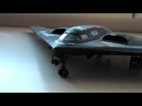 Northrop Grumman B-2 Spirit Model