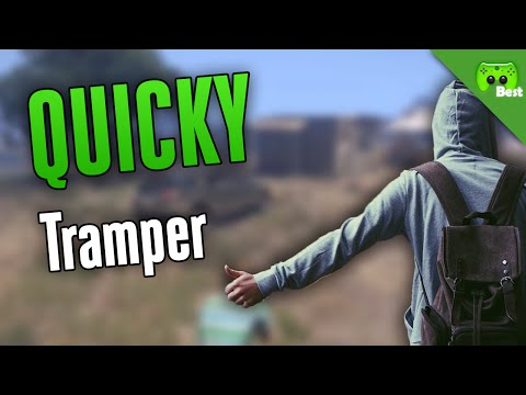TRAMPER 🎮 Quicky #177 | Best of PietSmiet