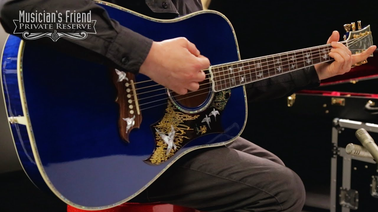 Gibson 2015 Limited Edition Doves In Flight Square ...
