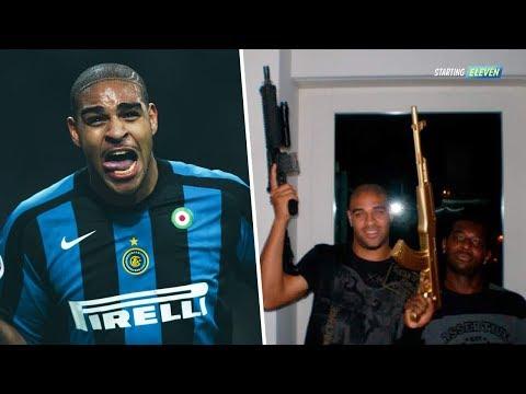 Masih Ingat Adriano? Ini Alasannya Meninggalkan Sepak Bola Saat Masa Jayanya! Menyedihkan...