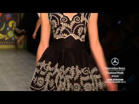 LENA HOSCHEK - Mercedes-Benz Fashion Week Berlin Spring/Summer 2013