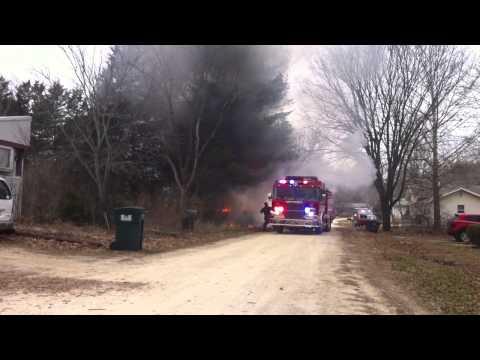 Camdenton fire