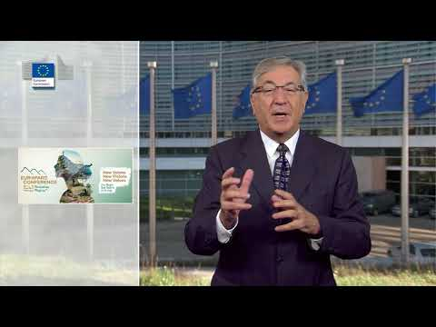 Day2 - Karmenu Vella - Special message from the European Commission | EUROPARC Conference 2017