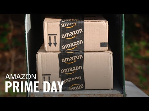 Amazon Prime Day Is Upon Us