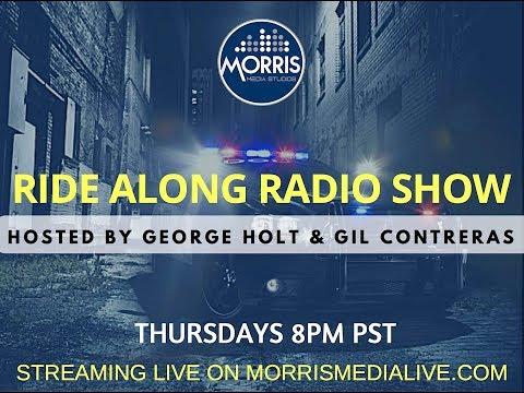 Ride Along Radio w/George Holt 11-16-17