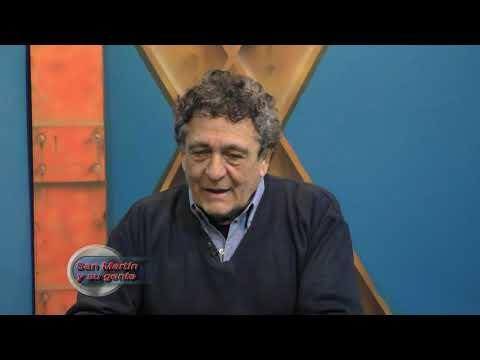 Omar Villarruel Delegado Municipal de Villa Maipú