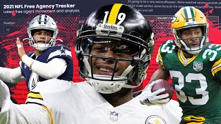 NFL Free Agency Dynasty Outlook (2021 Fantasy Football) screenshot 1