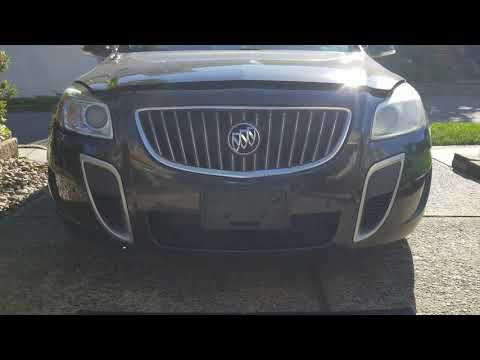 How to remove/fix Buick Regal Headlight.(2011-2014) Conversion/Replacement/Removal.