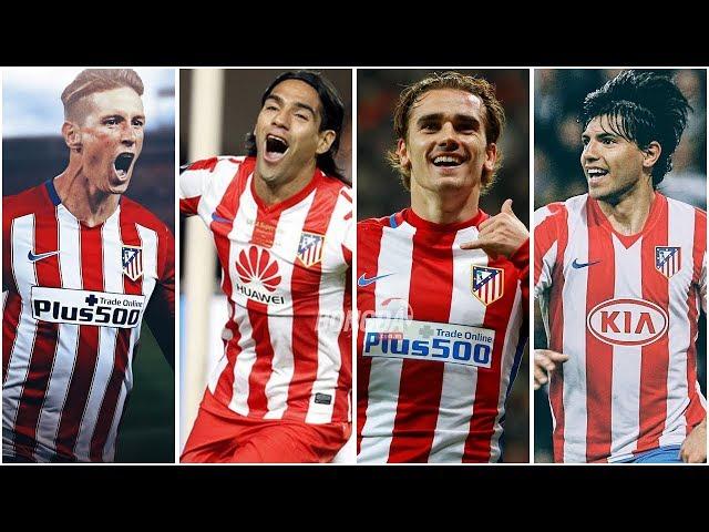 Atletico Madrid   Nơi sản sinh những số 9 khét tiếng nhất thế giới