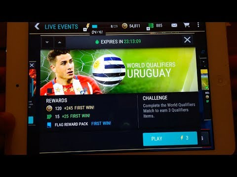 FIFA Mobile: Live Events - World Qualifier: URUGUAY