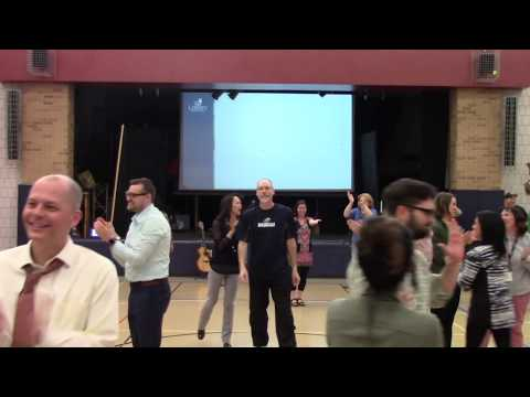 Liberty Classical Academy Teacher Flash Mob - Scholarship Drive 2019