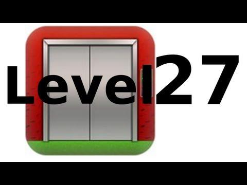 100 Floors - Level 27 Walkthrough