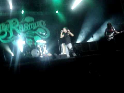 The Rasmus - First day of my life LIVE (Gijón, Spain)