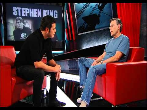 Stephen King Talks To George Stroumboulopoulos